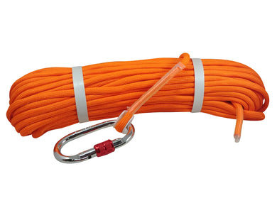 "Heavy Duty Double Braided  1/3"" rope, (65 feet or 100 feet)"