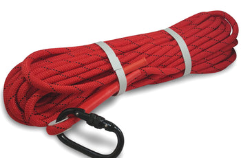 "Load image into Gallery viewer, Extra Heavy Duty Double Braided  0.40"" nylon rope, (65 feet)"