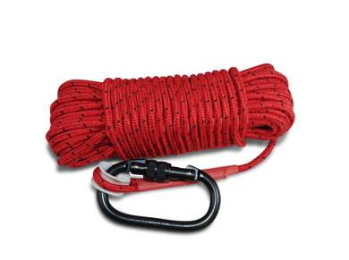 "Double Braided  ¼"" rope <br> (65 ft)"