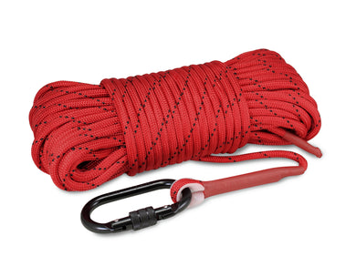 "Heavy Duty Double Braided  1/3"" rope, (65 or 100 ft)"