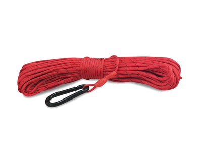 550 Paracord (100ft, Orange or Red)