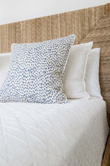 Ivory Louisa Coverlet + Shams