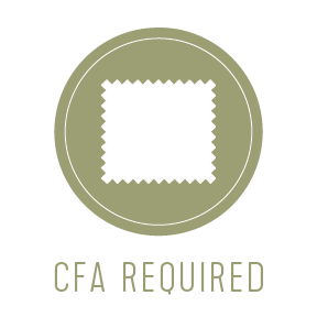 CFA Required