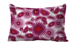 Morning Mums Floral Premium Pillow Cover