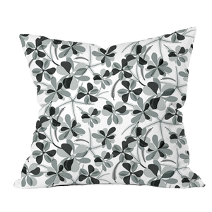 Buckwheat BWG Floral Pillow Cover