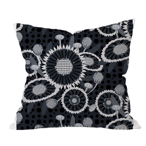 Helenium BWG Floral Pillow Cover