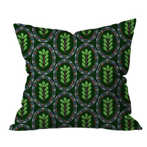 Kinnickinnick Floral Pillow Cover