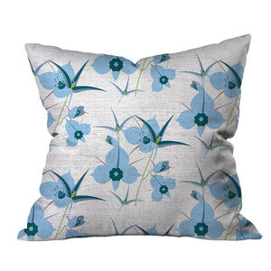 Mari Floral Pillow Cover
