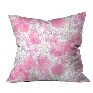 Stella Floral Pillow Cover
