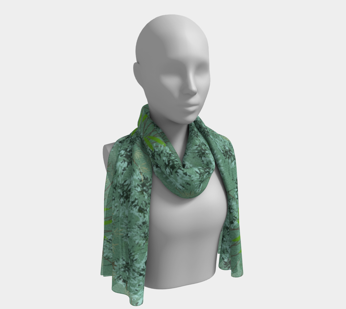 Autumn in the City Scarf