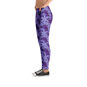 Balloon Flower Bright Leggings