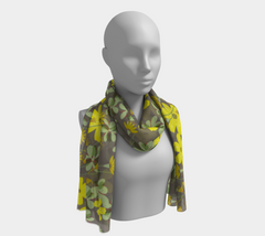 Buckwheat Bright Scarf