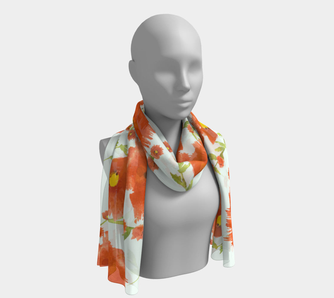 Globemallow Bunches Scarf