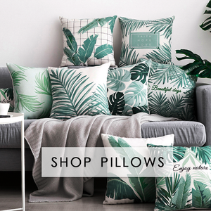 Pillows + Pillow Covers