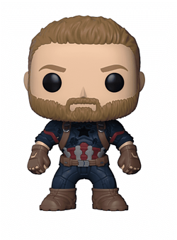 POP! Marvel: Avengers: Infinity War- Captain America