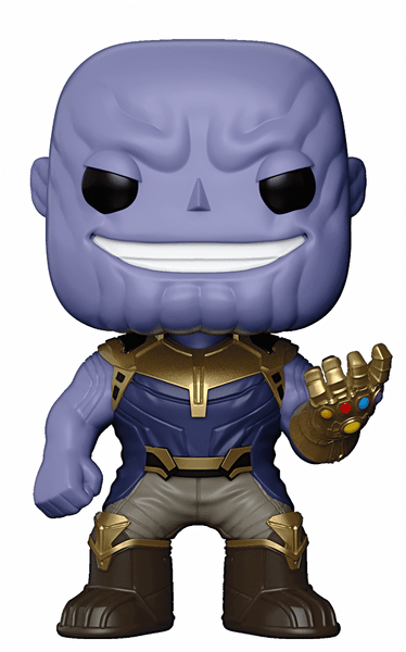 POP! Marvel: Avengers: Infinity War- Thanos