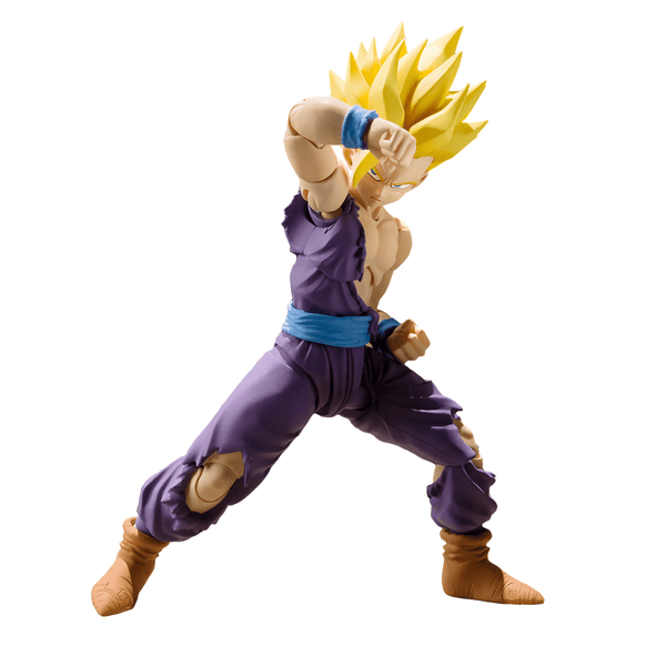 Dragon Ball Z Super Saiyan Son Gohan Collectible