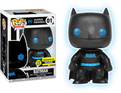 DC Super Heroes Batman Glow-in-the-Dark Pop!