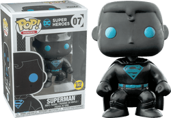 DC Super Heroes Superman Glow-in-the-Dark Pop!