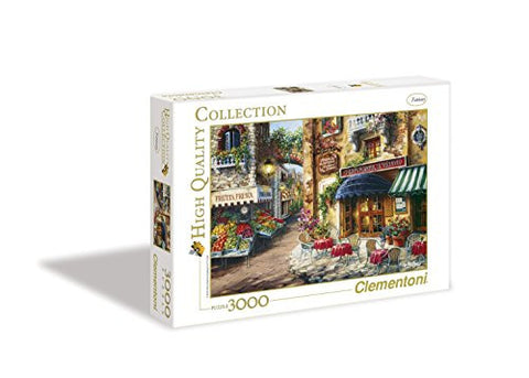 Clementoni High Quality Collection-Buon Appetito Jigsaw Puzzle (3000 Piece)