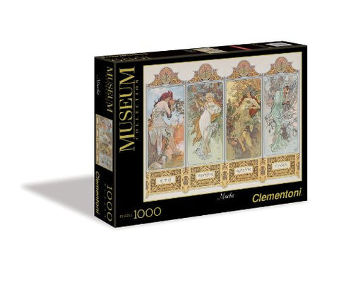 The 4 Seasons 1000 Piece Jigsaw Puzzle
