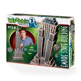 Empire State Building 3D Jigsaw Puzzle, 975-Piece