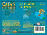 CATAN SEAFARERS 5 & 6 PLAYER EXTENSION (5E)