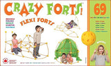 Crazy Forts - Flexi Forts (69 pieces)
