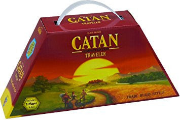 Catan: Traveler-Compact Edition Board Game