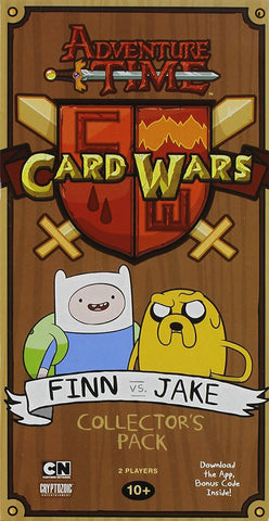 Adventure Time: Card Wars: Finn vs. Jake
