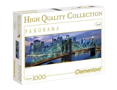 New York, Brooklyn Bridge 1000 Piece Jigsaw Puzzle