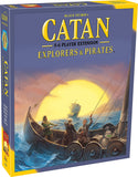 CATAN EXPLORERS & PIRATES 5-6 PLAYER EXTENSION (5E)