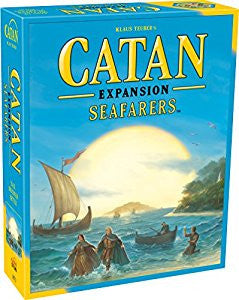 CATAN SEAFARERS GAME EXPANSION (5E)