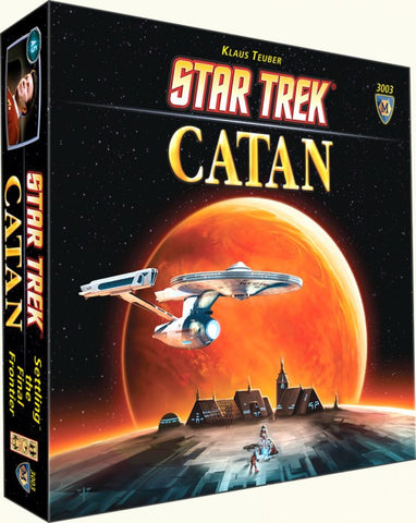 SETTLERS OF CATAN - STAR TREK