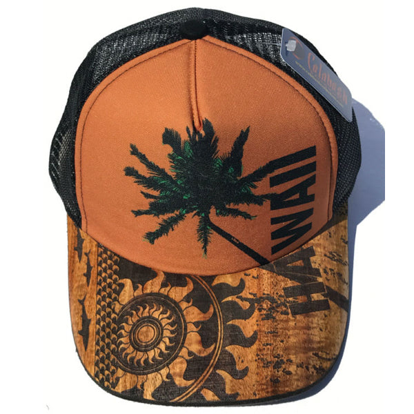 26e6dd8032037 Wood Hats   Visors - Shop For Products From Hawaii