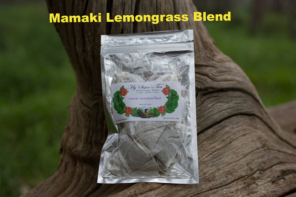 MOLOKAI GROWN NATURAL TEA