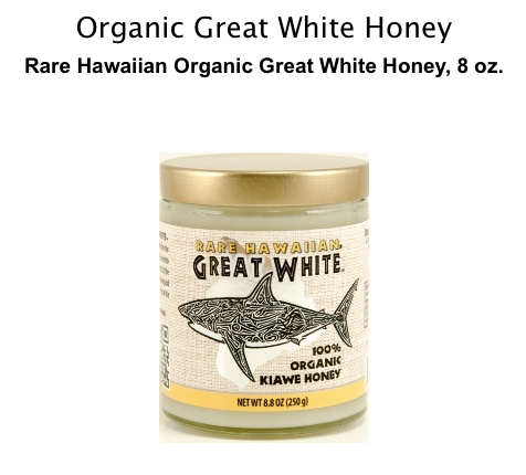 Rare Hawaiian Honey