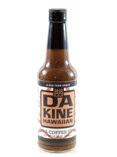 KONA COFFEE SYRUP