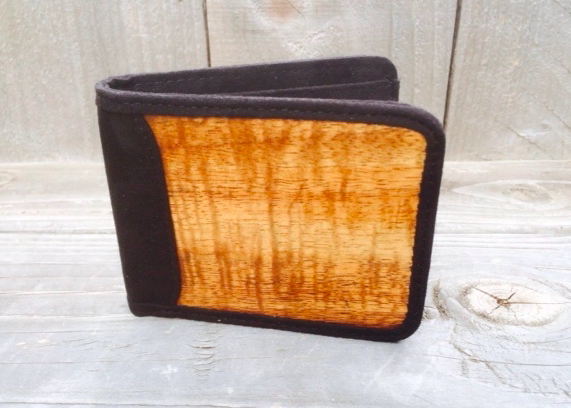 Koa Wood Wallets