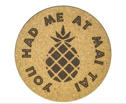 You Had Me at Mai Tai Coasters