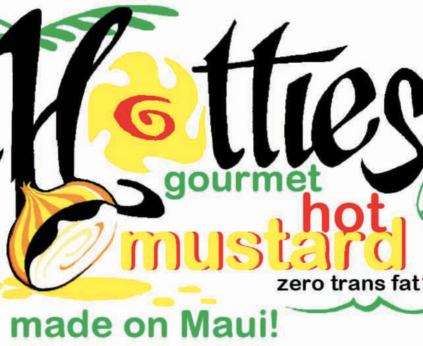 HanaHotties Gourmet Hot Mustard