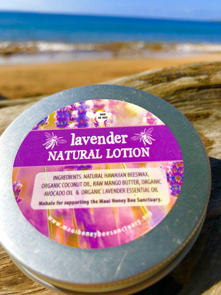 Honey and Lavender Lotions