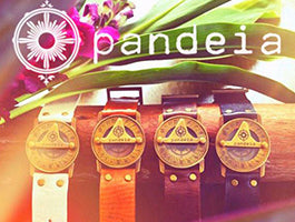 PANDEIA COMPASS SUNDIAL WATCHES