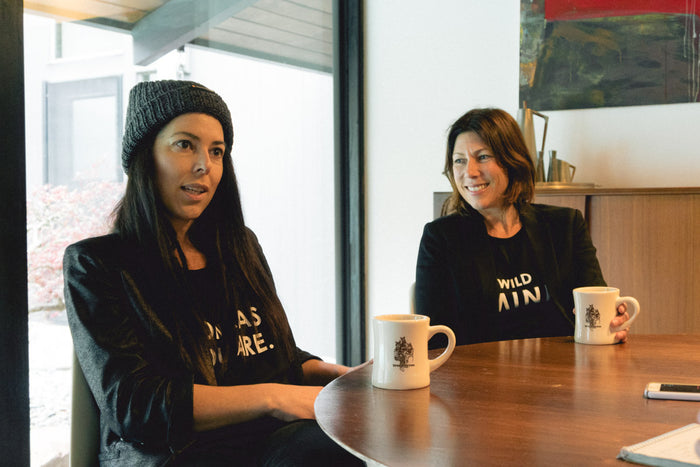 Coffee with... Molly King & Deb Kemp