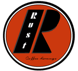 Rust Coffee Lounge Logo