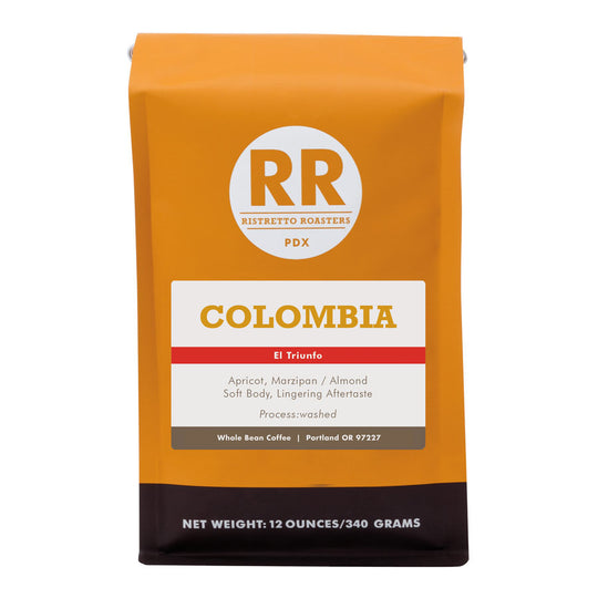 Colombia El Triunfo Whole Bean Coffee