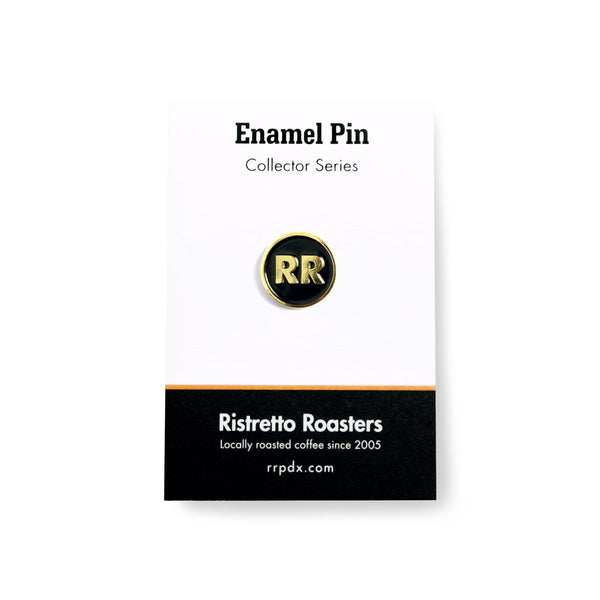 RR Seal Enamel Pin