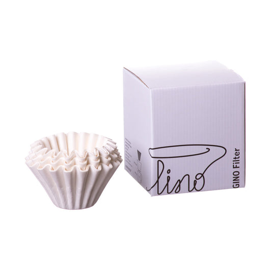Gino Flat Bottom Coffee Filters