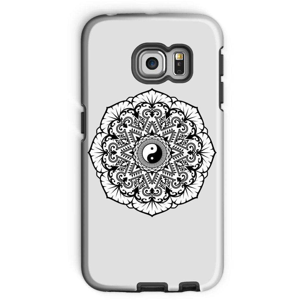 Mandala Phone Case Phone kite.ly Galaxy S6 Edge Tough Gloss