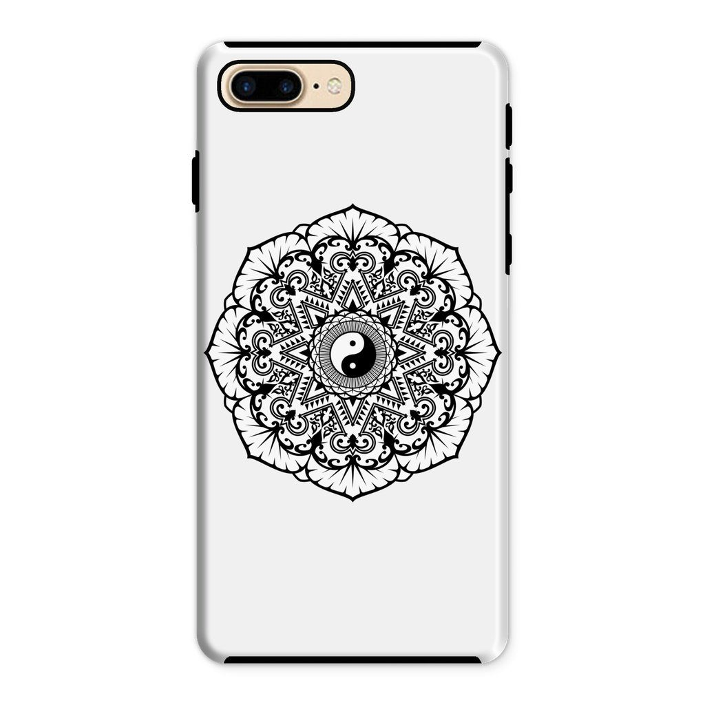 Mandala Phone Case Phone kite.ly iPhone 8 Plus Tough Gloss